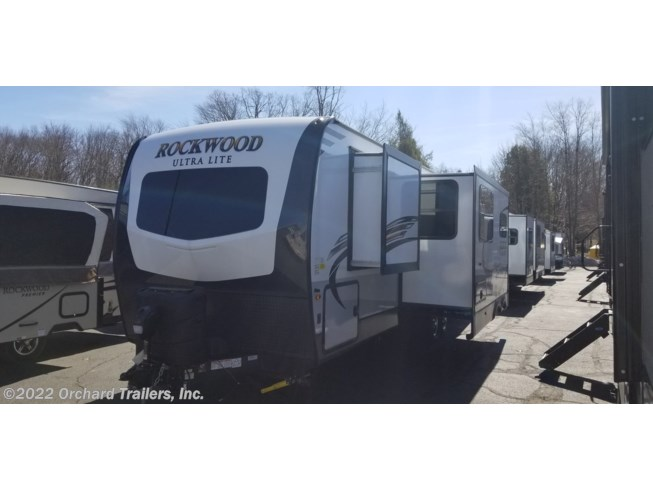 New 2020 Forest River Rockwood Ultra Lite 2706WS available in Whately, Massachusetts