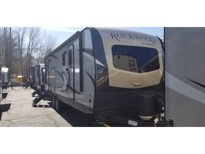 New 2020 Forest River Rockwood Ultra Lite 2614BS available in Whately, Massachusetts