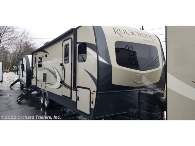 New 2020 Forest River Rockwood Ultra Lite 2604SW available in Whately, Massachusetts