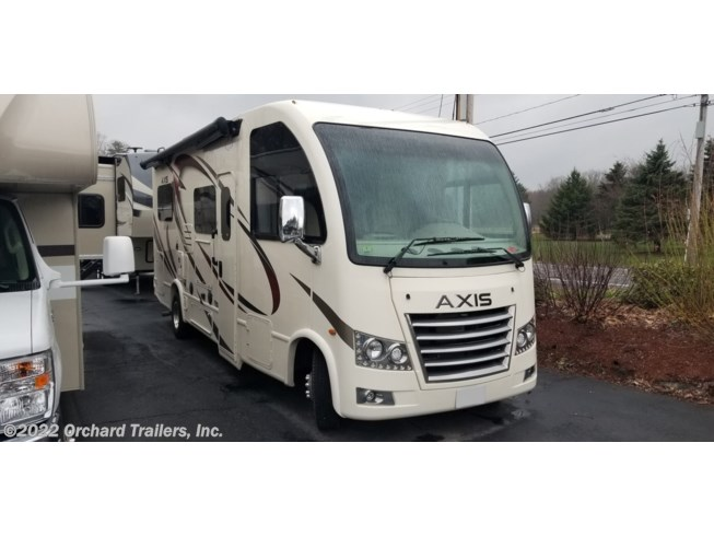 Used 2018 Thor Motor Coach Axis 24.1 available in Whately, Massachusetts