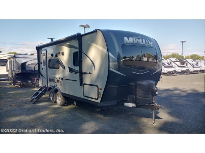 New 2021 Forest River Rockwood Mini Lite 2109S available in Whately, Massachusetts