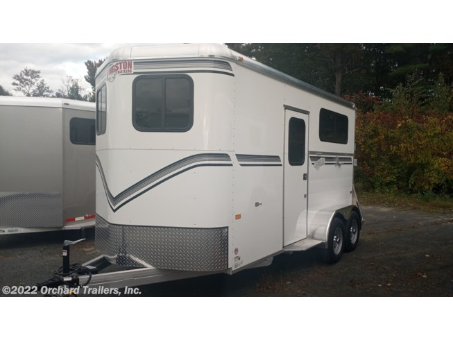 2020 Kingston Classic Elite w/ Dress - New Horse Trailer For Sale by Orchard Trailers, Inc. in Whately, Massachusetts