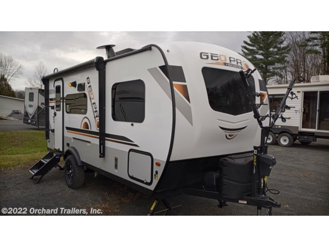 New 2021 Forest River Rockwood Geo Pro G19FBS available in Whately, Massachusetts
