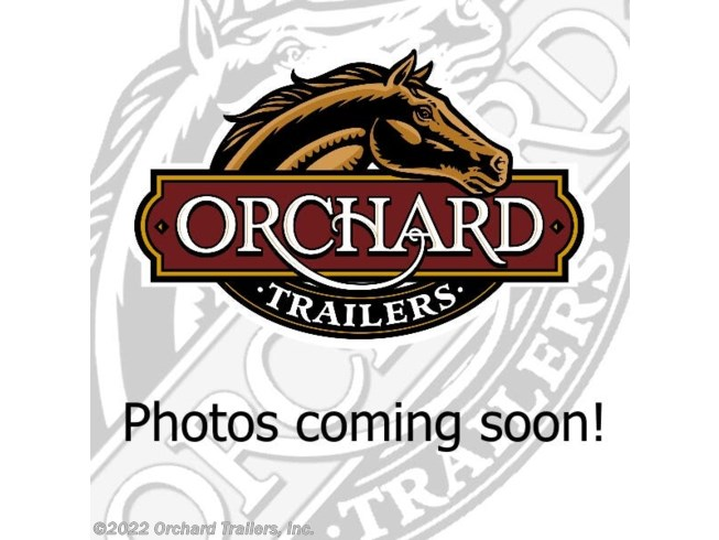 2022 Hawk Trailers Elite Classic 2-Horse w/ Side Ramp - New Horse Trailer For Sale by Orchard Trailers, Inc. in Whately, Massachusetts