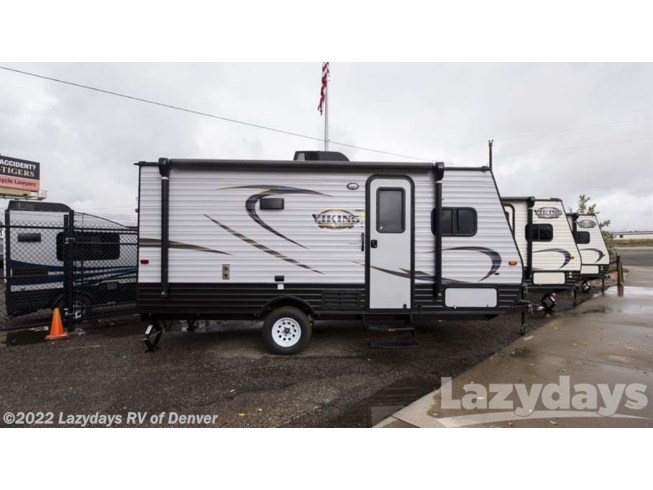 2018 Coachmen Viking Ultra Lite 17SBHSAGA - New Travel Trailer For Sale by Lazydays RV of Denver in Aurora, Colorado