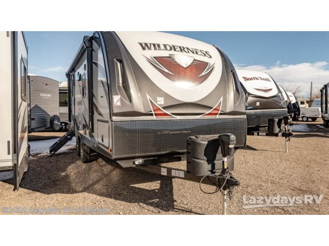 New 2019 Heartland Wilderness 2400RB available in Aurora, Colorado
