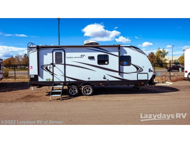 2020 Highland Ridge Ultra Lite 2102RB - New Travel Trailer For Sale by Lazydays RV of Denver in Aurora, Colorado