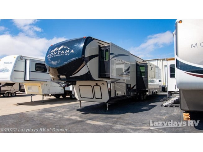 Used 2018 Keystone Montana High Country 340BH available in Aurora, Colorado