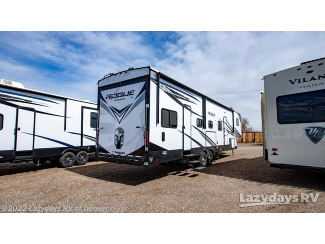 2021 Forest River Vengeance Rogue Armored 371A13 - New Fifth Wheel For Sale by Lazydays RV of Denver in Aurora, Colorado