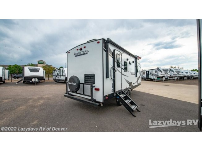 2021 Heartland North Trail 21RBSS - New Travel Trailer For Sale by Lazydays RV of Denver in Aurora, Colorado