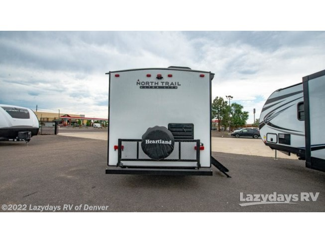 2021 North Trail 21RBSS by Heartland from Lazydays RV of Denver in Aurora, Colorado
