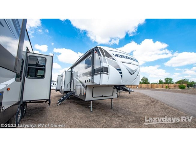 New 2021 Coachmen Chaparral 367BH available in Aurora, Colorado