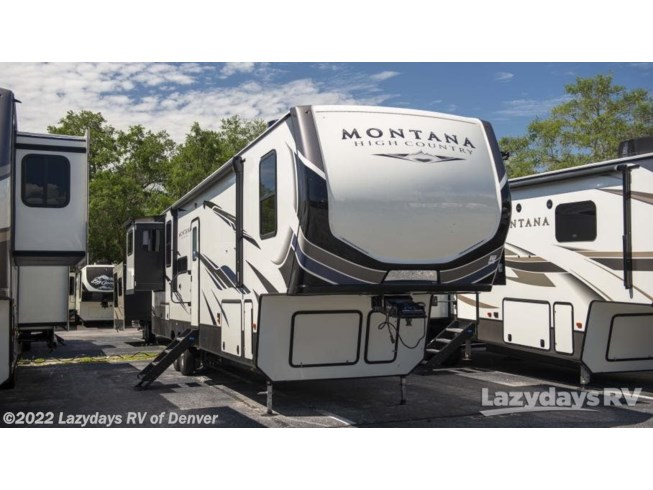 New 2021 Keystone Montana High Country 294RL available in Aurora, Colorado