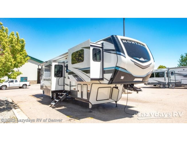 New 2021 Keystone Montana 3760FL available in Aurora, Colorado