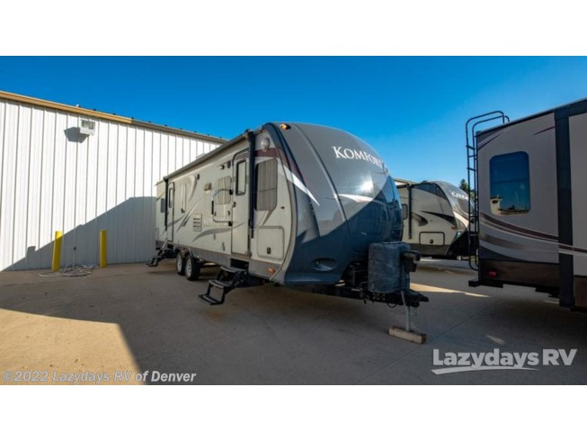 Used 2012 Dutchmen Komfort 2650FL available in Aurora, Colorado