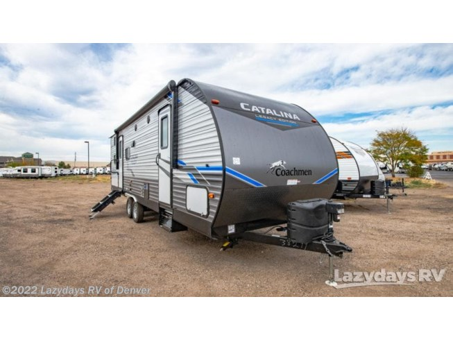 New 2021 Coachmen Catalina Legacy 263BHSCK available in Aurora, Colorado