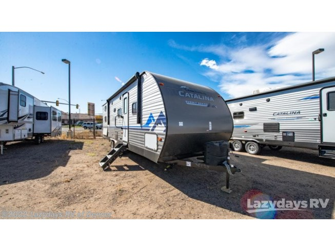 New 2021 Coachmen Catalina Summit Series 8 261BHS available in Aurora, Colorado