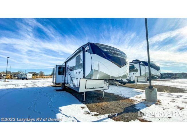 New 2021 Coachmen Chaparral 381RD available in Aurora, Colorado