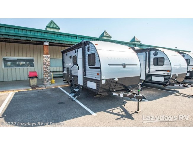 New 2021 Coachmen Viking Ultra-Lite 17BHS available in Aurora, Colorado