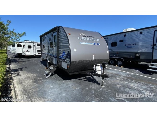 New 2021 Coachmen Catalina Summit Series 7 174BH available in Aurora, Colorado