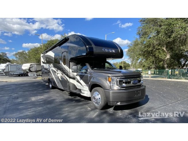 New 2021 Thor Motor Coach Omni SV34 available in Aurora, Colorado