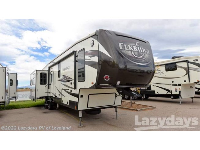 2017 Heartland Rv Rv Elkridge 39mbhs For Sale In Loveland