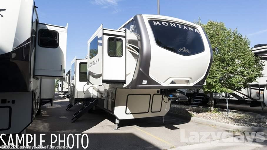 2018 Keystone RV Fifth Wheel