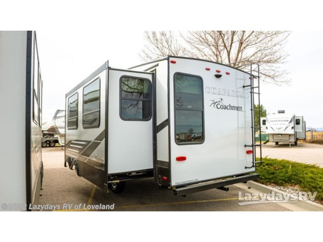 New 2020 Coachmen Chaparral Lite 25RE available in Loveland, Colorado
