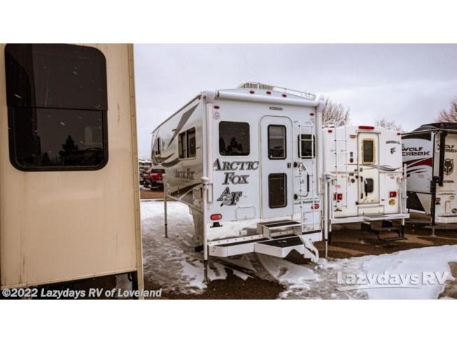 2020 Arctic Fox 865 by Northwood from Lazydays RV of Loveland in Loveland, Colorado