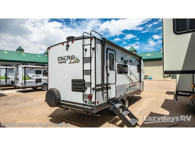 2021 Forest River Flagstaff Micro Lite 22FBS - New Travel Trailer For Sale by Lazydays RV of Loveland in Loveland, Colorado