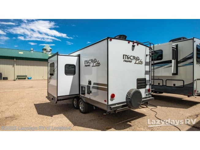 2021 Flagstaff Micro Lite 22FBS by Forest River from Lazydays RV of Loveland in Loveland, Colorado
