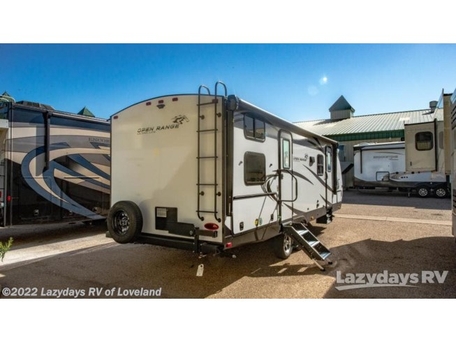 2021 Highland Ridge Ultra Lite 2402BH - New Travel Trailer For Sale by Lazydays RV of Loveland in Loveland, Colorado