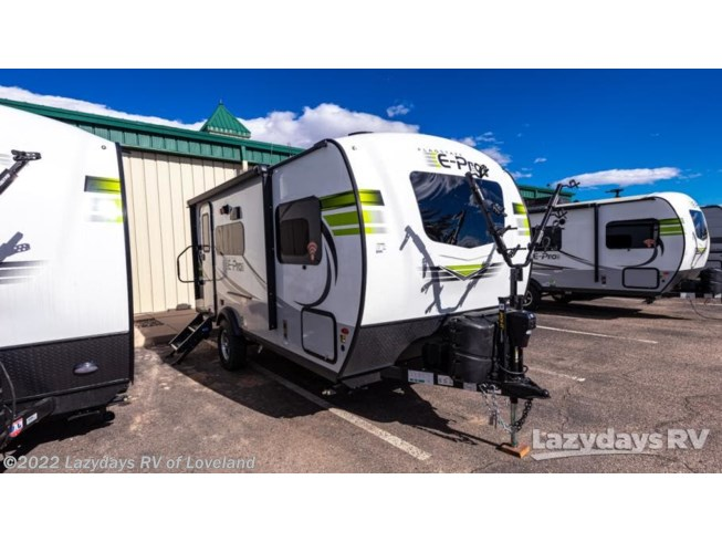 New 2021 Forest River Flagstaff E-Pro E19RD available in Loveland, Colorado