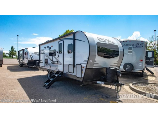New 2021 Forest River Flagstaff Micro Lite 25BDS available in Loveland, Colorado