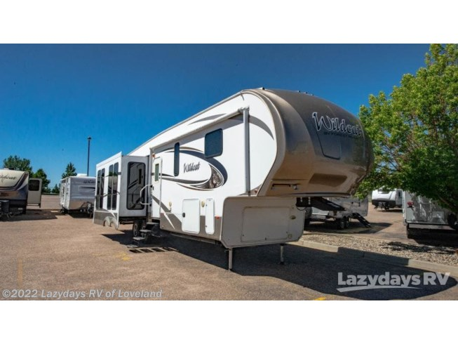 Used 2015 Forest River Wildcat 333MK available in Loveland, Colorado