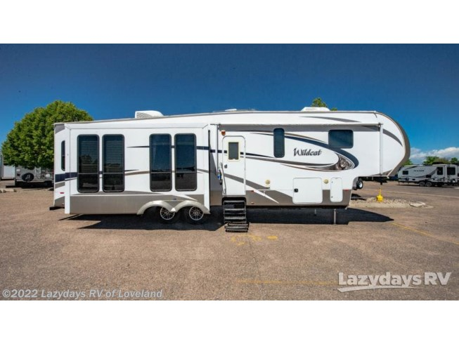 2015 Forest River Wildcat 333MK - Used Fifth Wheel For Sale by Lazydays RV of Loveland in Loveland, Colorado