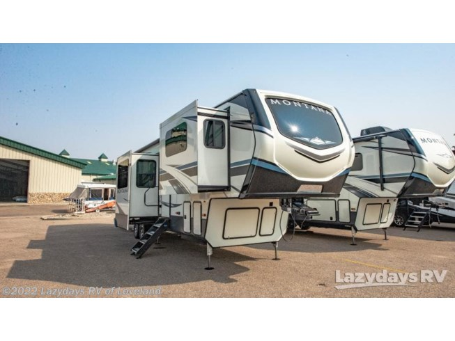 New 2021 Keystone Montana 3760FL available in Loveland, Colorado