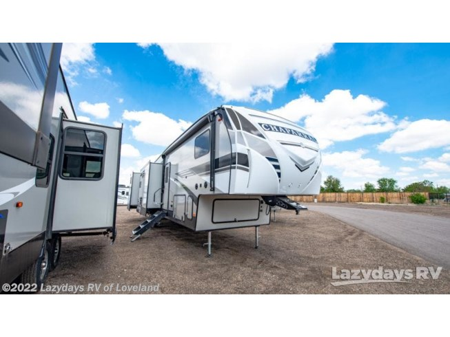 New 2021 Coachmen Chaparral 381RD available in Loveland, Colorado