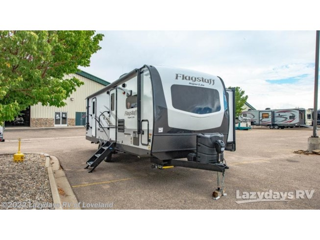 New 2021 Forest River Flagstaff Super Lite 26FKBS available in Loveland, Colorado