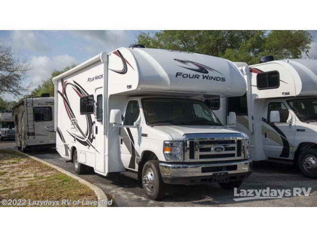 New 2021 Thor Motor Coach Four Winds 24F available in Loveland, Colorado