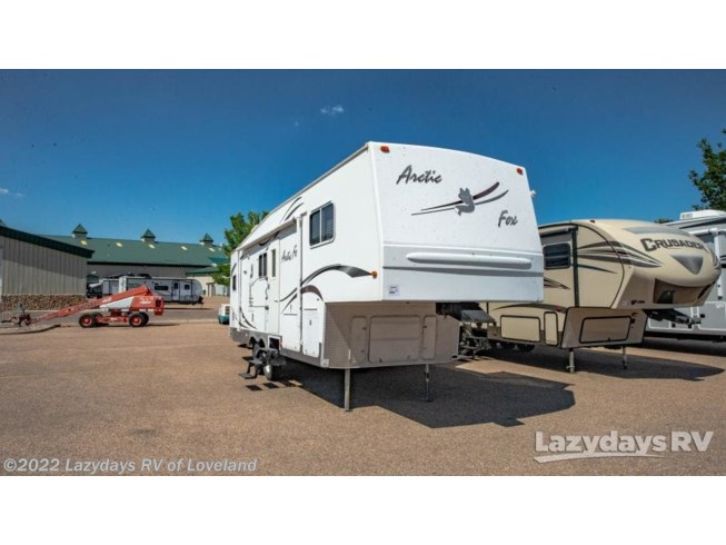 Used 2007 Silver Fox 295-E available in Loveland, Colorado