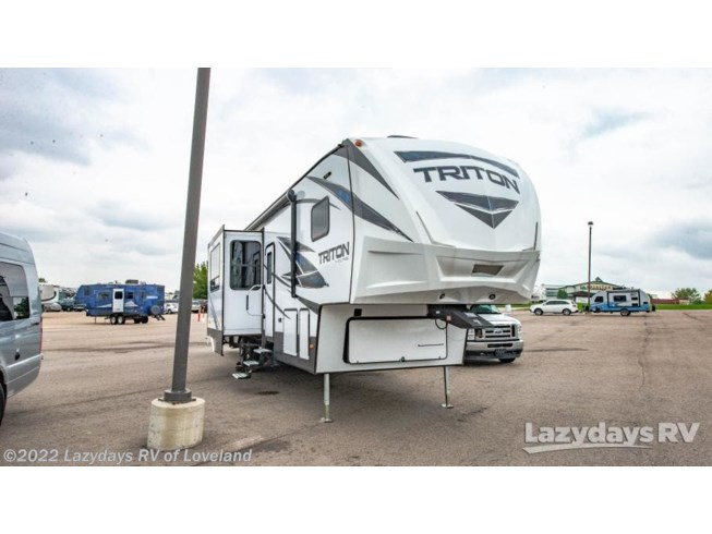 Used 2018 Dutchmen Voltage V Series 3551 available in Loveland, Colorado