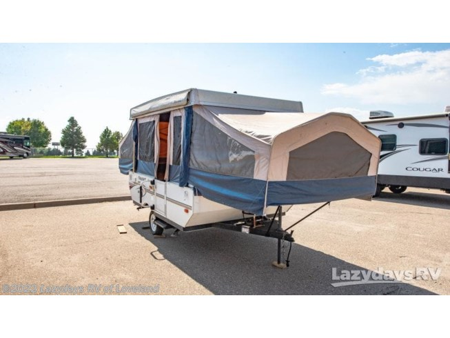 Used 2012 Forest River Flagstaff M.A.C. LTD 206LTD available in Loveland, Colorado