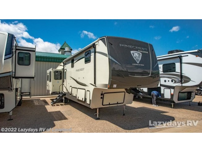New 2021 Vanleigh PineCrest 392MBP available in Loveland, Colorado