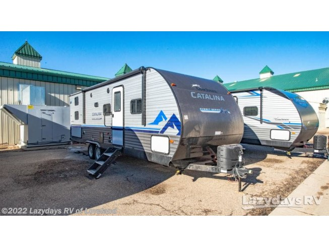 New 2021 Coachmen Catalina Summit Series 8 261BHS available in Loveland, Colorado