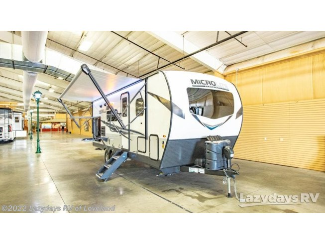 New 2021 Forest River Flagstaff Micro Lite 21DS available in Loveland, Colorado