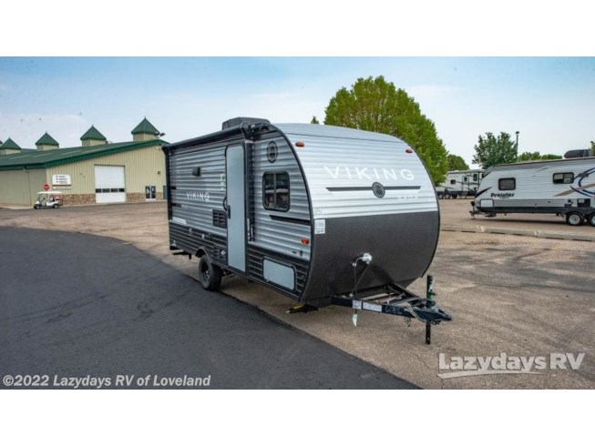 New 2021 Coachmen Viking Saga 17SBH available in Loveland, Colorado