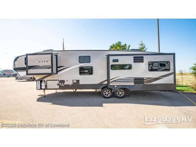 New 2021 Coachmen Chaparral Lite 30BHS available in Loveland, Colorado