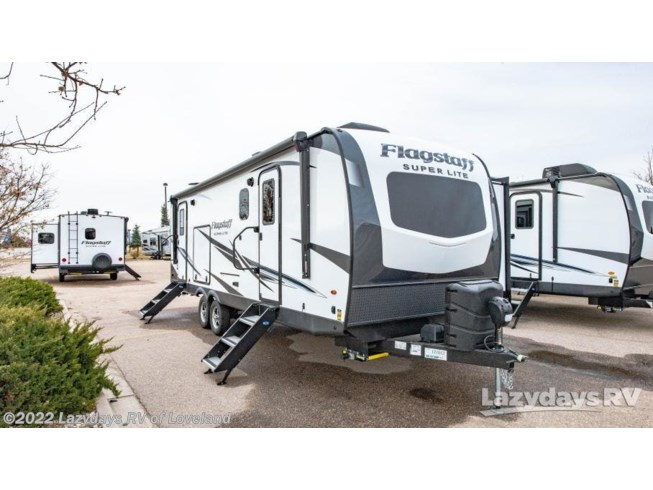 New 2021 Forest River Flagstaff Super Lite 26RKBS available in Loveland, Colorado