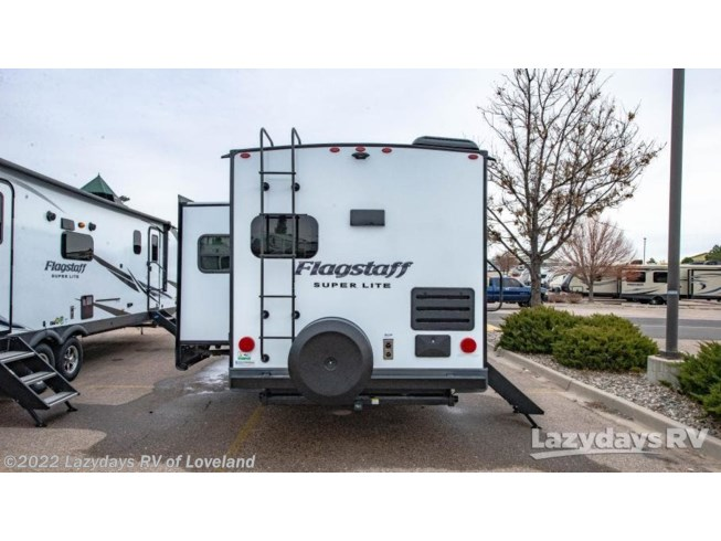 2021 Flagstaff Super Lite 26RKBS by Forest River from Lazydays RV of Loveland in Loveland, Colorado